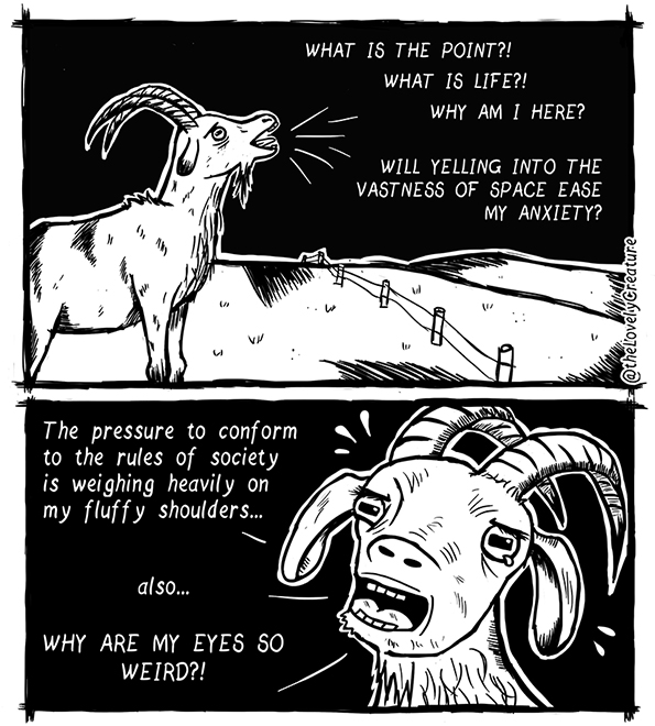 existential-crisis-goat-comic-illustration-weird-lovely-creature