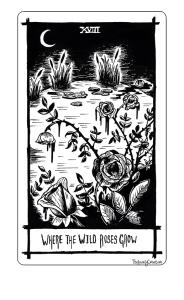 Nick Cave inspired tarot cards