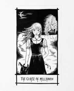 thelovelycreature-pernille-gregersen-lovely-creature-nick-cave-tarot-card-curse-of-millhaven
