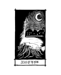 thelovelycreature-pernille-gregersen-lovely-creature-nick-cave-tarot-card-jesus-of-the-moon