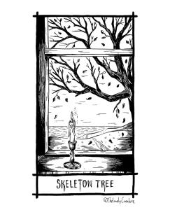 thelovelycreature-pernille-gregersen-lovely-creature-nick-cave-tarot-card-skeleton-tree